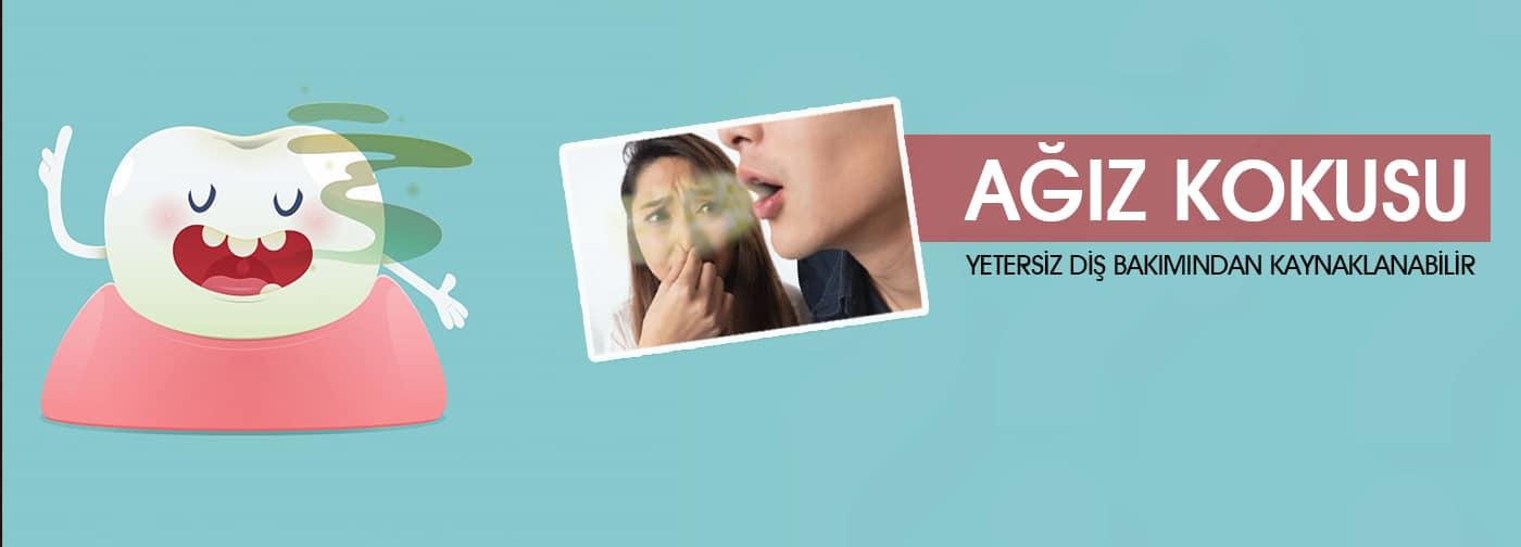 ağız kokusu tedavisi